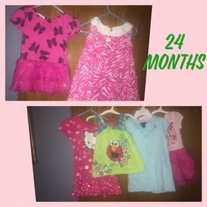 24 Month Short-Sleeve Bundle